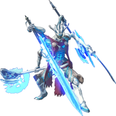 Perdido, as a recruitable new Rare Blade