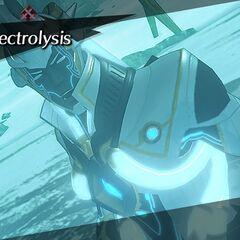 Aegaeon activating his level 3 special