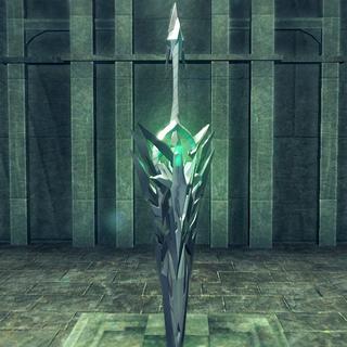 The third sword of the Aegis, Pneuma's sword