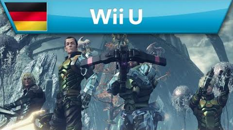 Xenoblade Chronicles X - Kampf-Video (Wii U)