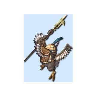 A Spear Tirkin in <i>Xenoblade Chronicles</i>
