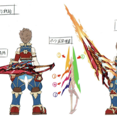 Concept art of Rex and the Aegis