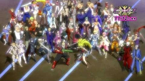 「PROJECT X ZONE 2:BRAVE NEW WORLD」第2弾PV