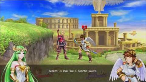 Super Smash Bros. for Wii U - Palutena's Guidance - Shulk