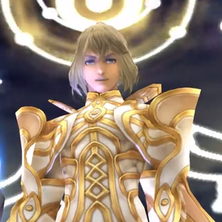The half of Klaus' body that was reborn as Zanza in <i>Xenoblade Chronicles</i>