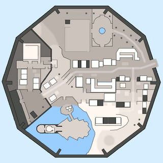 Colony 6 Map after Full Reconstruction