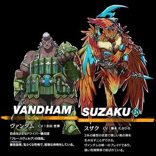 Vandham and Roc