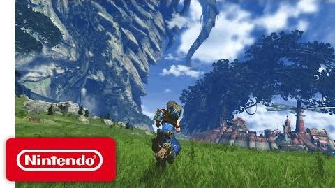 Xenoblade Chronicles 2 - Nintendo Switch Presentation 2017 Trailer