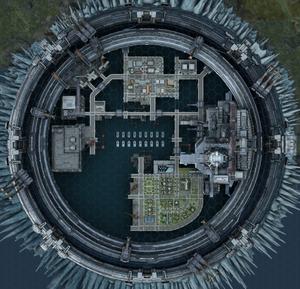 NLA map