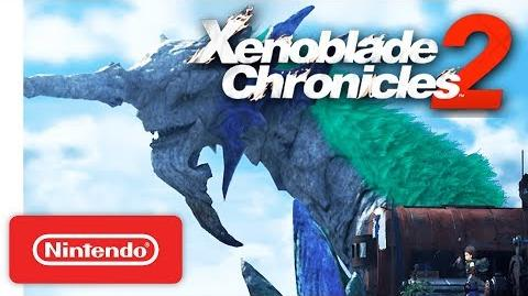 Xenoblade Chronicles 2 - Nintendo Switch - Nintendo Direct 9.13.2017