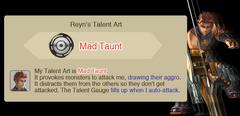 Mad Taunt