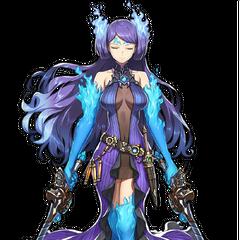 Brighid, a Special Blade