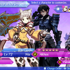 The new recruitable Rare Blades from Torna