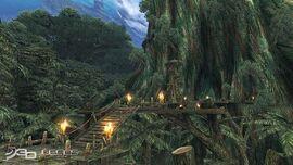 Frontier Village entry