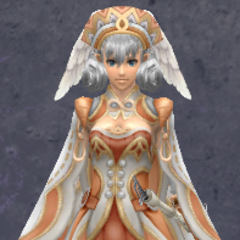 Melia in Light Rondine Armor