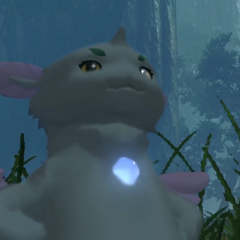 Azurda in companion form