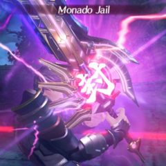 Monado Jail Art