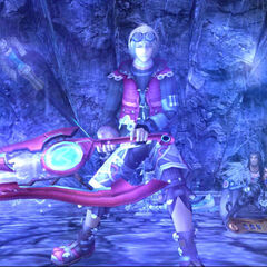 Shulk with the Monado II