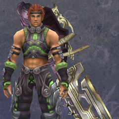 Reyn in Light Glory Armor