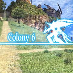 Colony 6 location