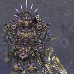 Reyn in Heavy Ledios Armor