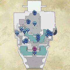 Map of Auresco