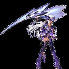 T-elos, a DLC Rare Blade