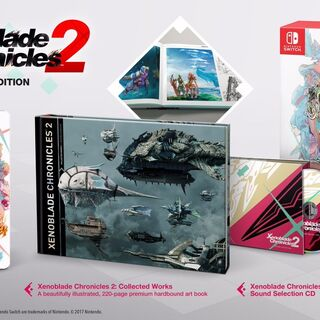 The Special Edition in North America