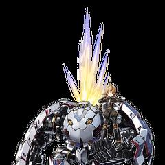 Poppibuster, a DLC Rare Blade