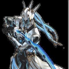 Aegaeon, a Special Blade