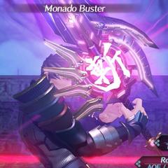 Monado Buster Art