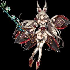 Nia, as a Special Blade