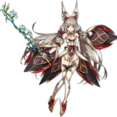 Nia as a Blade
