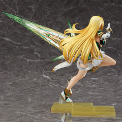 The 1/7 scale Mythra figure