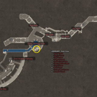 Enalda Control Base on the Sword Valley map