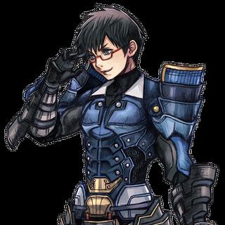 Akhos, como un Blade Raro reclutable