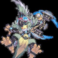 Finch, a Rare Blade