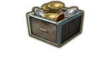 Salvage-brown-chest