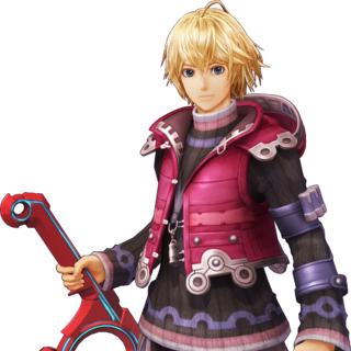 Official art of Shulk in <i>Definitive Edition</i>