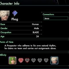 Phog's infobox from the [[Affinity Chart (XCX)|]]