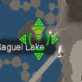 Abnormal Brog location (map view)