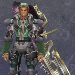 Reyn in Medium Retrieved Armor