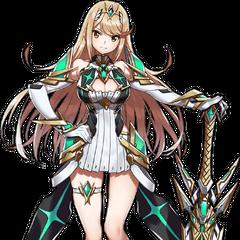 Mythra, a Special Blade