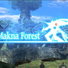 Makna Forest location