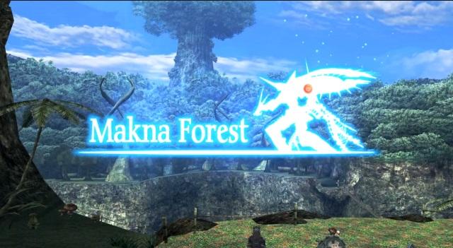 Makna Forest Xenoblade Wiki Fandom Powered By Wikia