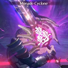 Monado Cyclone Art