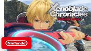 Xenoblade Chronicles Definitive Edition - Nintendo Direct Mini 3.26