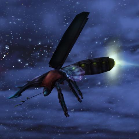 A Dim Wisp in <i>Xenoblade Chronicles</i>