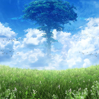 Official artwork of the World Tree