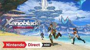 ゼノブレイド ディフィニティブ・エディション Nintendo Direct mini 2020.3
